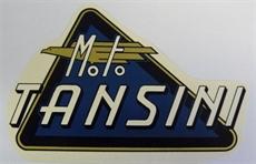 Picture of Moto Tansini Tank R.L.H.