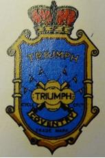 Picture of Triumph Tank/Head Stock