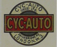 Picture of Cyc Auto Tank Frame