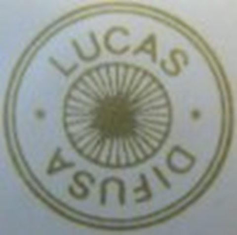 Picture of Lucas Head Lamp Lens