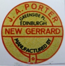 Picture of New Gerrard Head Stock