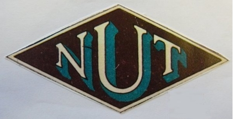 Picture of NUT Rear No. Plate