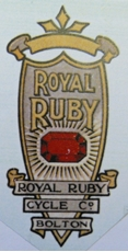 Picture of Royal Ruby Tank H/Stock