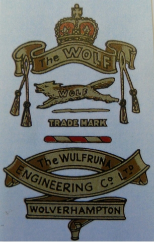 Picture of Wolf Tank H/Stock