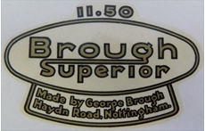 Picture of Brough Superior Tank Top