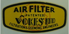 Picture of Vokes Air Filter