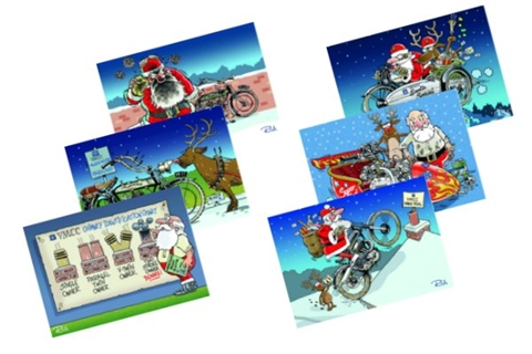 Picture of Small Christmas Cards