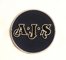 Picture of AJS Sew On Patch (Wassell)