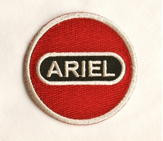 Picture of Ariel Sew On Patch (Wassell)
