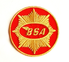 Picture of BSA Sew On Patch