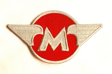 Picture of Matchless Sew On Patch