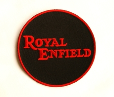 Picture of Royal Enfield Sew On Patch (Wassell)