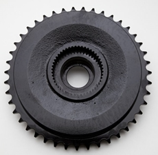 Picture of Triumph Rear Sprocket (Wassell)