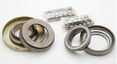 Picture of Triumph Steering Head Bearings (Wassell)
