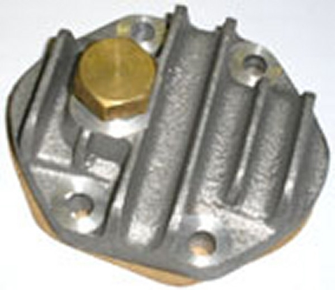 Picture of SUMP PLATE - BSA