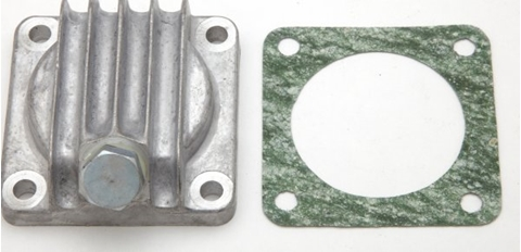 Picture of sump plate