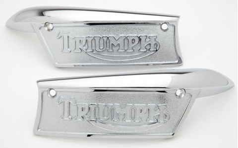 Picture of T/Badge Triumph  - 1970's to 1980's (Pair)