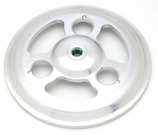 Picture of Triumph/BSA 3 Spring billet alloy Clutch Pressure Plate With Adjuster Thread - Adjuster not supplied