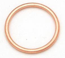 Picture of Exhaust Sealing Ring BSA Small bore Copper Exhaust Gasket for BSA Bantam D1,D3,D7