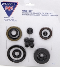 Picture of Norton Oil Seal Set (Wassell)
