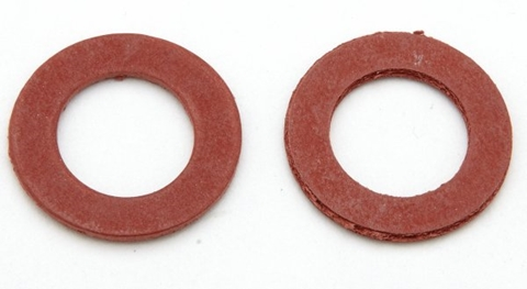 """Picture of Fuel Tap Sealing Washers - Gas Fibre 1/4"""" (Pair) - Pair"""