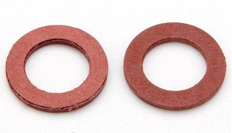 """Picture of Fuel Tap Sealing Washers - Gas Fibre 1/8"""" (Pair) - Pair"""