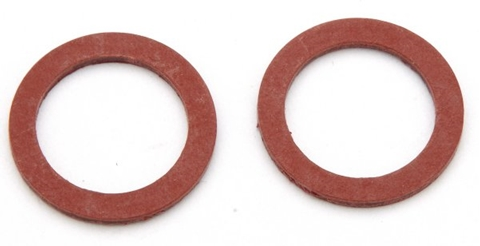 """Picture of Fuel Tap Sealing Washers - Gas Fibre 3/8"""" (Pair) - Pair"""