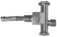 """Picture of Triumph Dual Plunger On/Off/Reserve 1/4"""" x 1/4"""""""