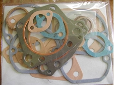 Picture of GASKET SET COMPLETE - AJS Model 20 Twin 500 (1953-55) / Matchless G9 Twin 500 (1953-55)