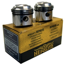 Picture of BSA Hepolite Piston Kit (Wassell)