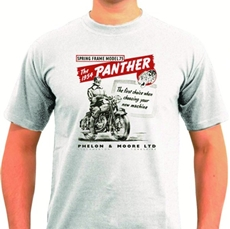 Picture of Panther T Shirt (Red Lizard)