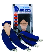Picture of Oxford Riggers Braces (Black)