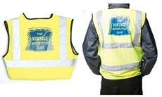 Picture of VMCC High Visibility Waistcoat (VMCC Ltd)