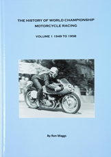 Picture of The History Of World Championship Motorcycle Racing - Ron Maggs