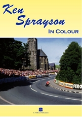 Picture of Ken Sprayson In Colour - Ken Sprayson (VMCC Limited)