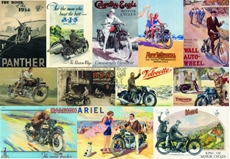 Picture of Colour Postcards