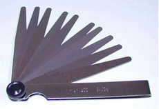 Picture of Imperial Feeler Gauges (Wassell)