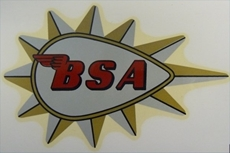 Picture of BSA Tank R/L/H.