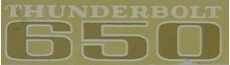 Picture of BSA Side Cover