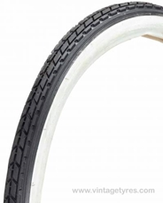Picture of White Wall Universal Road Tyre (Chambrier)