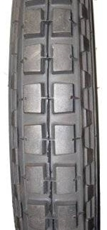 Picture of Two Stud Road Tyre (Ensign)