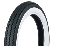 Picture of Universal White Wall Road Tyre (Firestone)
