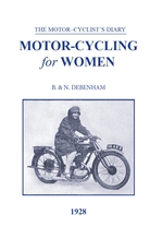 Picture of Motor-Cycling For Women, 1928 - B & N Debenham (Classicmotorcyclemanuals.com)