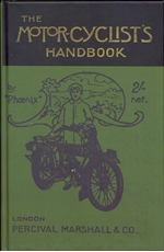 Picture of Motorcyclist's Handbook, 1911 - Phoenix & Chas S Lake (Classicmotorcyclemanuals.com)