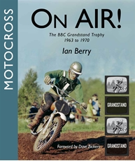 Picture of Motocross On-Air - Ian Berry (Panther Publishing Ltd)