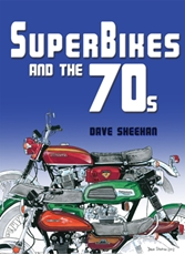 Picture of Superbikes And The '70s - Dave Sheehan (Panther Publishing)