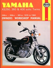 Picture of Yamaha XS250, 360 & 400 SOHC Twins 1975 - 1984 (Haynes Publishing)