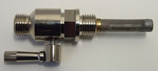 """Picture of Universal Round lever fuel tap 1/4"""" x 1/4"""""""