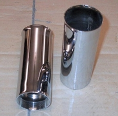 Picture of Polished Stainless Steel A,B,C,M Group Fork Seal Holders