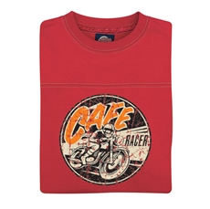 Picture of Cafe Racer  T-shirt  (Retro Legends)